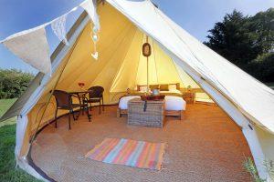 Wedding Camping & Glamping