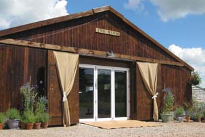 wedding barn somerset