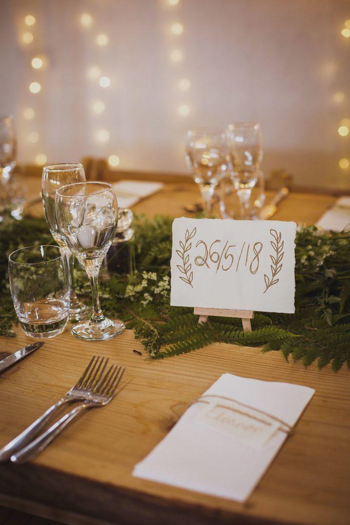 Wedding barn decor ideas