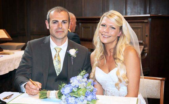 Bride Magazine Wedding of the Week