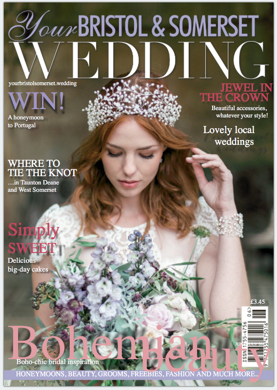 your bristol & somerset wedding magazine june/july 2017