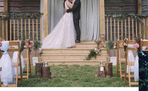 Rustic Weddings Somerset