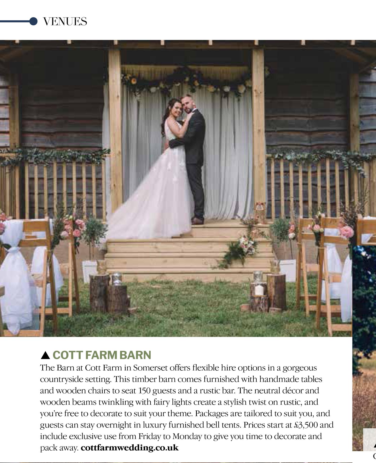 Wedding Ideas Magazine August 2017