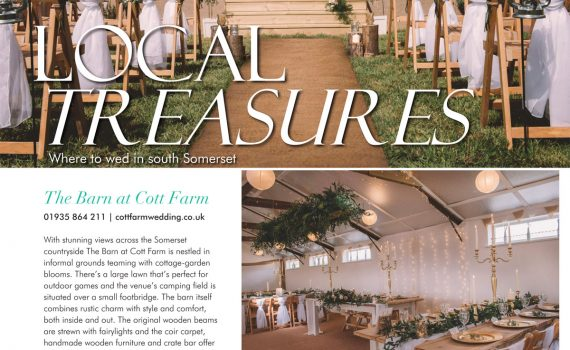 Wedding venues in South Somerset