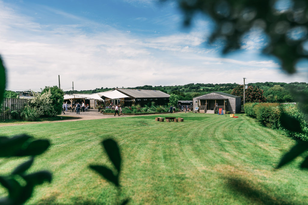 Cott Farm Barn Wedding Venue
