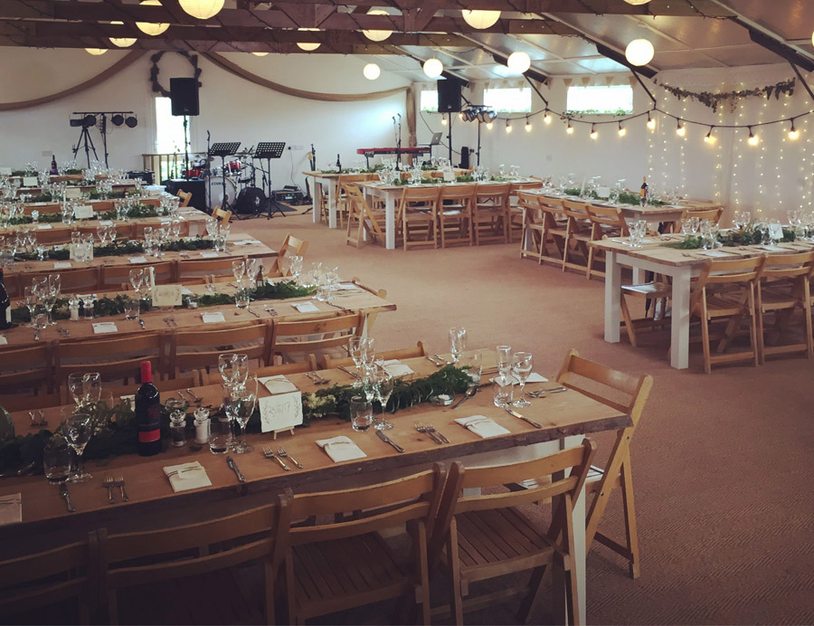 Cott Farm Wedding Barn Somerset