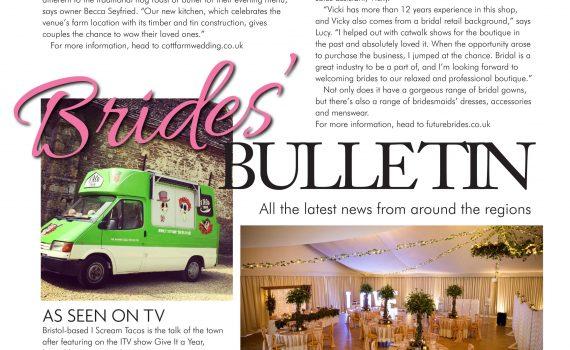 Bristol Somerset Wedding August