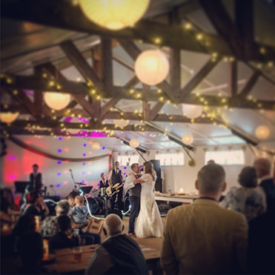 The venue is simply stunning and the bell tents are so cosy