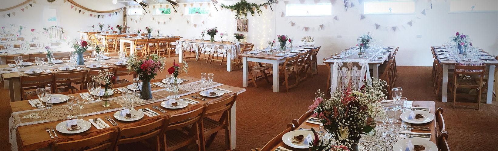 Barn Wedding Venue in Somerset