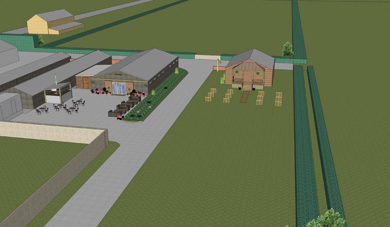 Covid Secure Ceremonies at Cott Farm